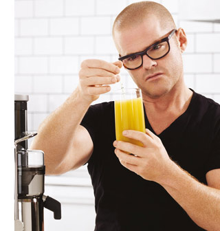 Heston Blumenthal the Nutri Juicer